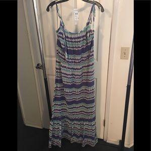 🆕🌺Trina Turk silk dress.